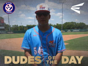 Matthew Luna, Dude of the Day, July 5