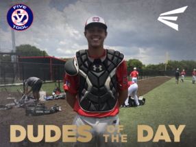 Nate Rombach, Dude of the Day, July 6