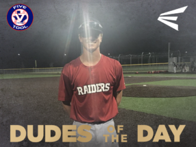 Sawyer Robertson, Dude of the Day, July 14-15