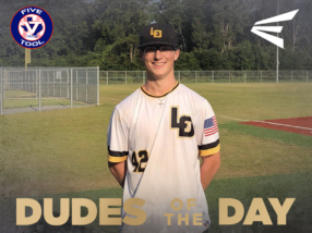 Shea Walker, Dude of the Day, July 27