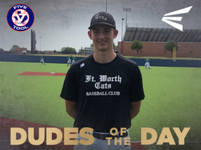 Cole Van Poppel, Dude of the Day, July 12-13