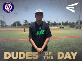 ReyRey Mendoza, Dude of the Day, July 29