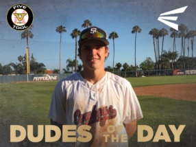 Gunnar Magrann, Dude of the Day, August 5