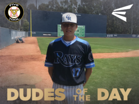 Seth Mattox, Dude of the Day, August 2