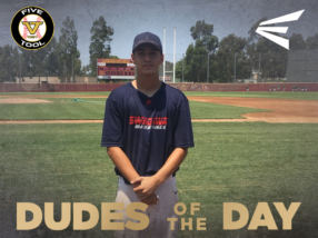 Steven Diaz, Dude of the Day, August 2