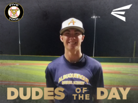 Brevin McCool, Dude of the Day, September 29