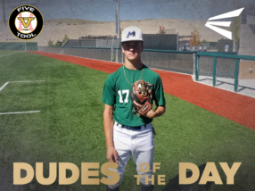Cole Rollins, Dude of the Day, September 28