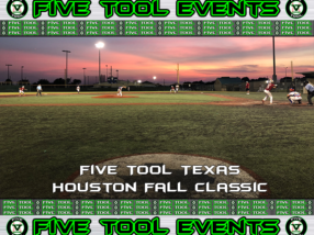October 6-7: Five Tool Texas Houston Fall Classic