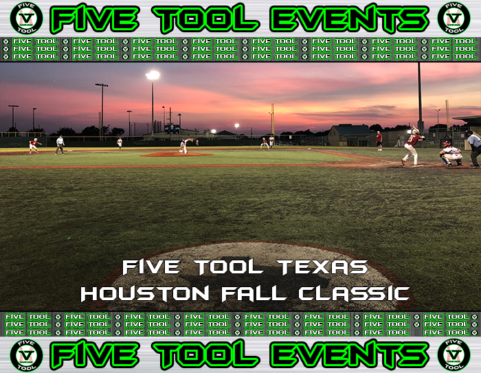 October 5-7: Five Tool Texas Houston Fall Classic