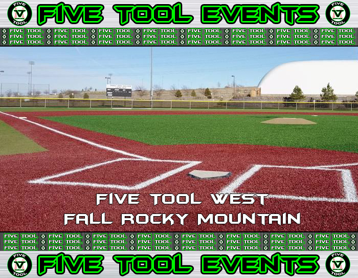September 21-23: Five Tool West Fall Rocky Mountain