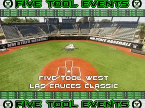 October 26-28: Five Tool West Las Cruces Fall Classic