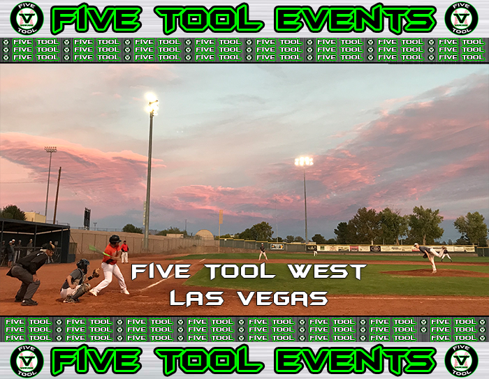 November 2-4: Five Tool West Las Vegas