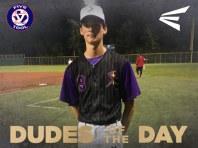 Coltin Atkinson, Dude of the Day, October 6