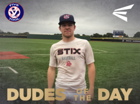 Jacob Meador, Dude of the Day, October 14