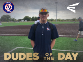 Nick Ebers, Dude of the Day, October 14