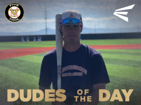 Noah Brewer, Dude of the Day, September 30