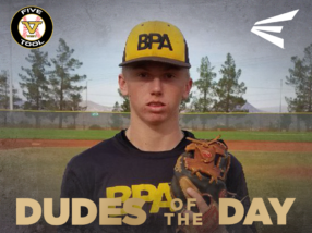 Blake Pivaroff, Dude of the Day, November 4