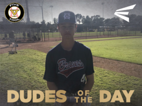 Dub Gleed, Dude of the Day, November 11