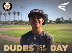 Jose Chavez, Dude of the Day, November 11