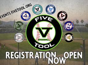 Registration Open Now for Five Tool 2019 Events