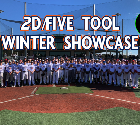 Recapping the 2D/Five Tool Winter Showcase (January 27)
