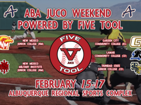 ABA JUCO Weekend Powered by Five Tool (February 15-17)