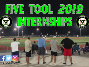 Five Tool 2019 Internship Opportunities