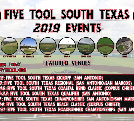 Introducing Five Tool South Texas