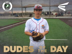 Brydan Hernandez, Dude of the Day, March 22-23