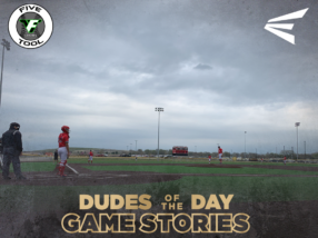Easton Dudes of the Day/Game Stories: Five Tool Futures 14U NTX Elite Championships (Sunday, March 24)