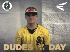 Eli Hill, Dude of the Day, March 22-23