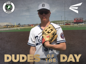Noah Bentley, Dude of the Day, March 24