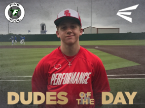 Brandon Levy, Dude of the Day, April 13-14
