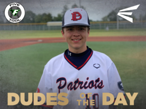 Kyler Proctor, Dude of the Day, March 31