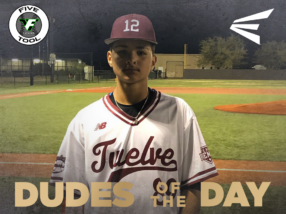 Nayden Ramirez, Dude of the Day, March 31
