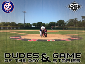 Dudes of the Day/Game Stories: Five Tool Texas DFW Kickoff (Friday, May 31)