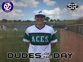 Dylan Box, Dude of the Day, May 25, 2019