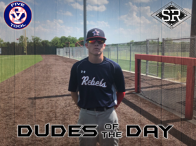 Jake Meents, Dude of the Day, May 26, 2019