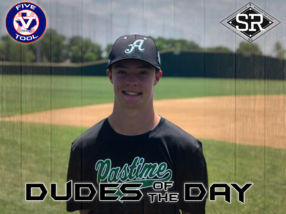 Luke Ally, Dude of the Day, May 27, 2019