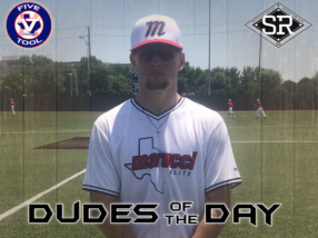 Parker Airhart, Dude of the Day, June 20, 2019