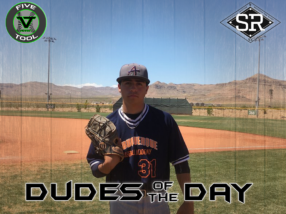 Devon Alvarado, Dude of the Day, June 15, 2019