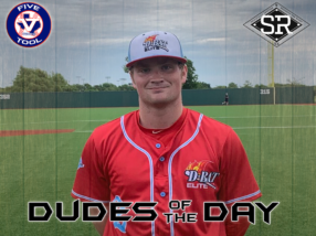 Carson Collins, Dude of the Day, June 2, 2019