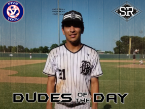 Ryan Cordova, Dude of the Day, June 23, 2019