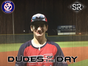 Cross Lowder, Dude of the Day, May 31, 2019