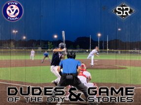 Dudes of the Day/Game Stories: Five Tool Texas DFW Kickoff (Sunday, June 2)