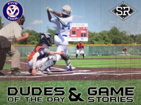 Dudes of the Day/Game Stories: Five Tool Texas DFW Regional (Saturday, June 8)