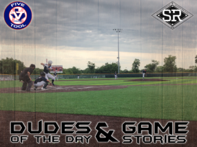 Dudes of the Day/Game Stories: Five Tool Texas DFW Regional (Sunday, June 9)