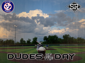 Dudes of the Day/Game Stories: Five Tool Texas DFW Regional (Thursday, June 6)