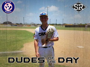 Dillon Pogue, Dude of the Day, June 15, 2019