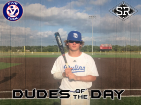 Dalton Balma, Dude of the Day, June 2, 2019